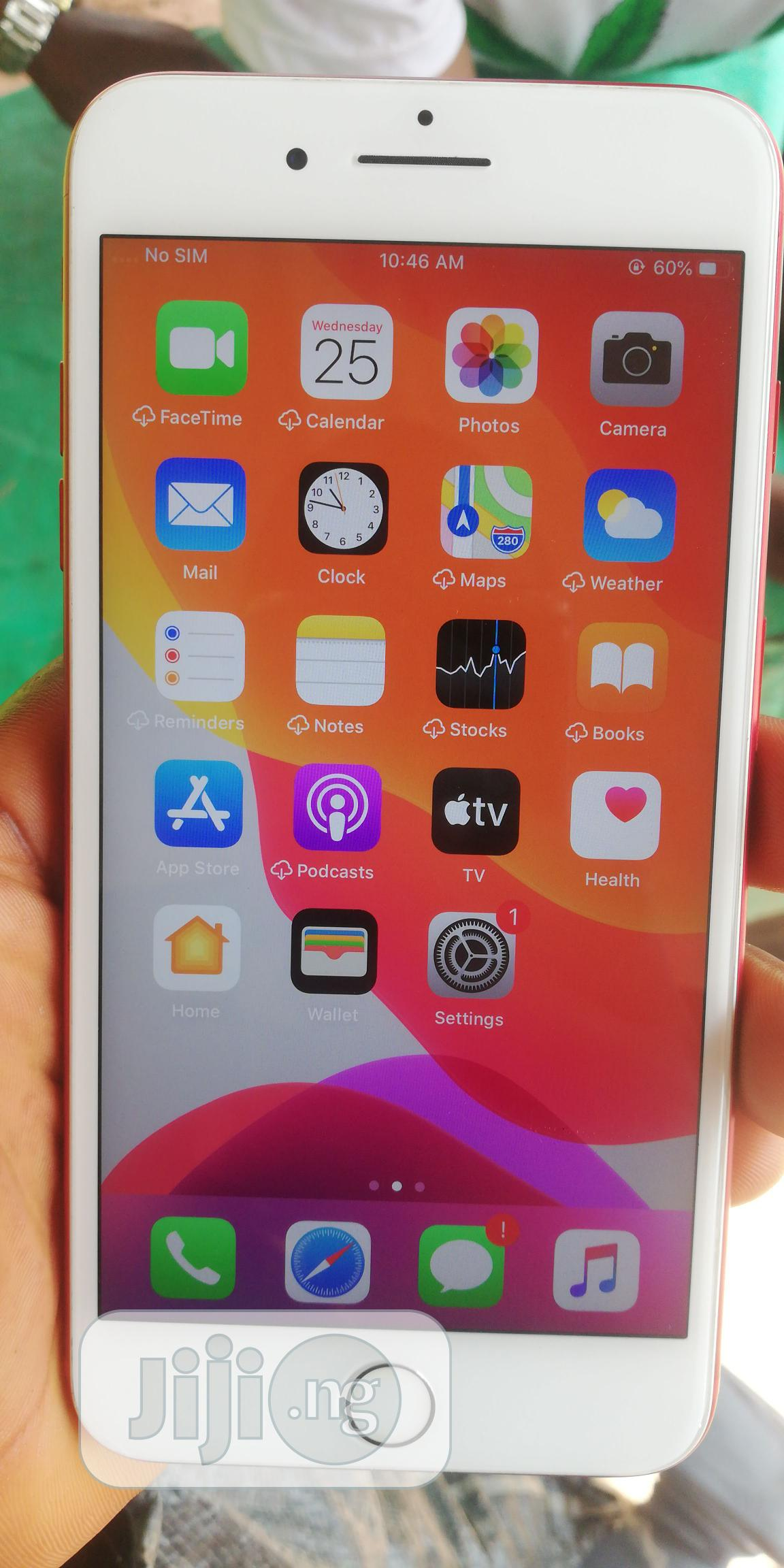 Apple iPhone 7 Plus 32 GB Red | Mobile Phones for sale in Ika South, Delta State, Nigeria