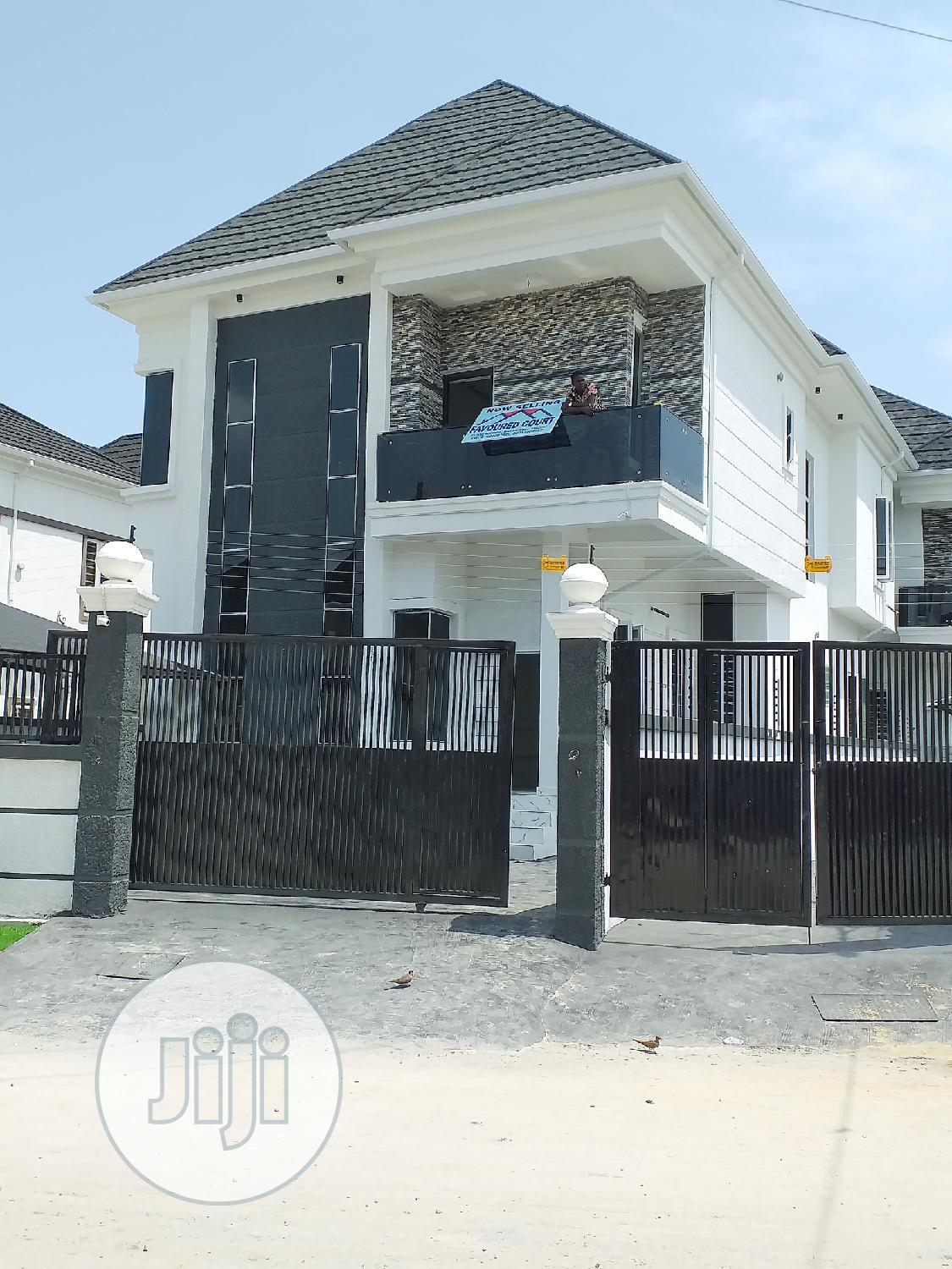 Brand New Lavishly 4 Bedrooms Fully Detached Duplex With Bq For Sale | Houses & Apartments For Sale for sale in Lekki, Lagos State, Nigeria