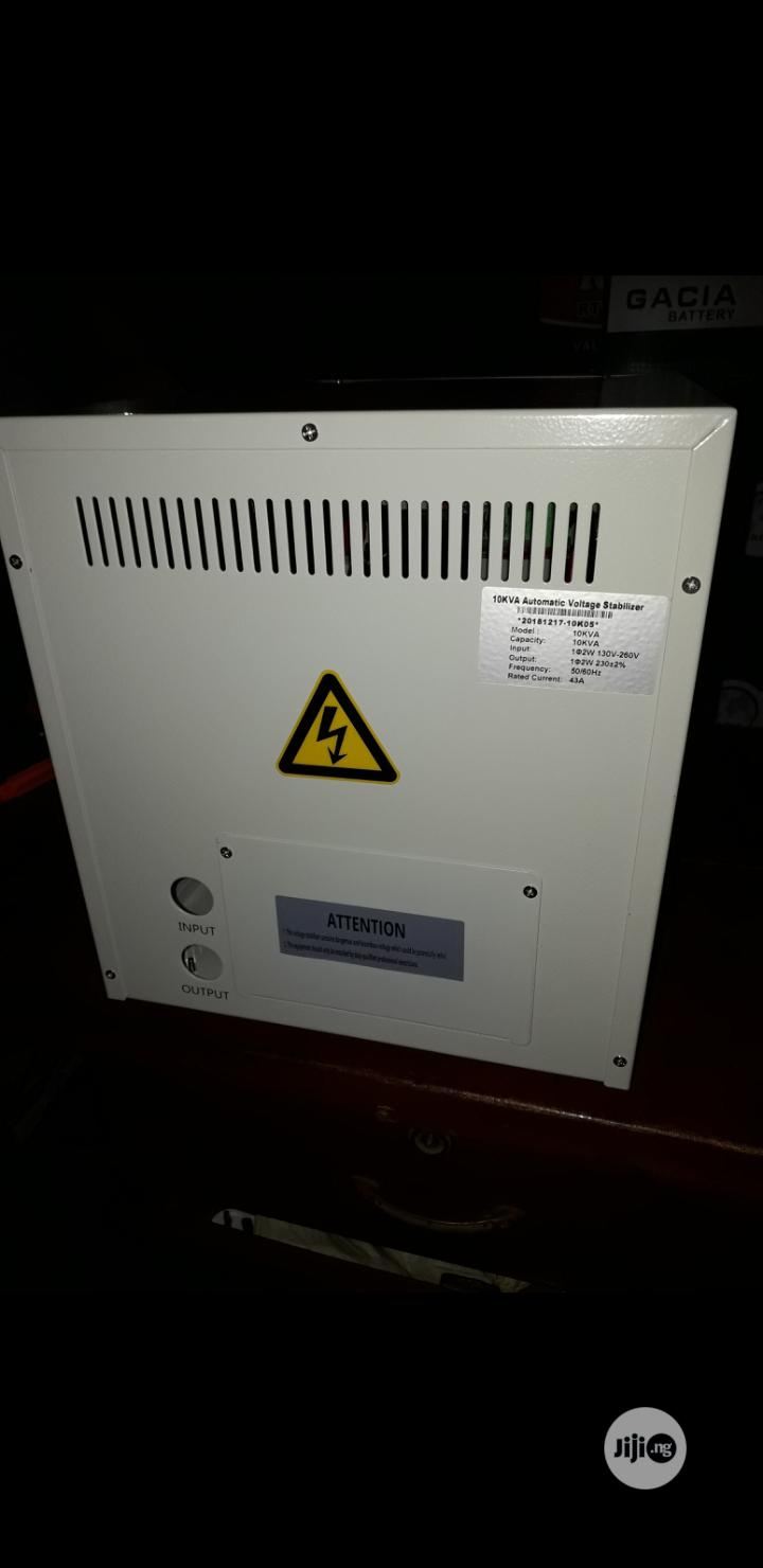 10 Kva Automatic Voltage Stabilizer | Electrical Equipment for sale in Ojo, Lagos State, Nigeria