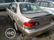 Toyota Corolla 2000 Gold | Cars for sale in Lagos State, Apapa