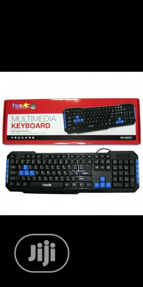 Archive: Havit Keyboard For All Computer