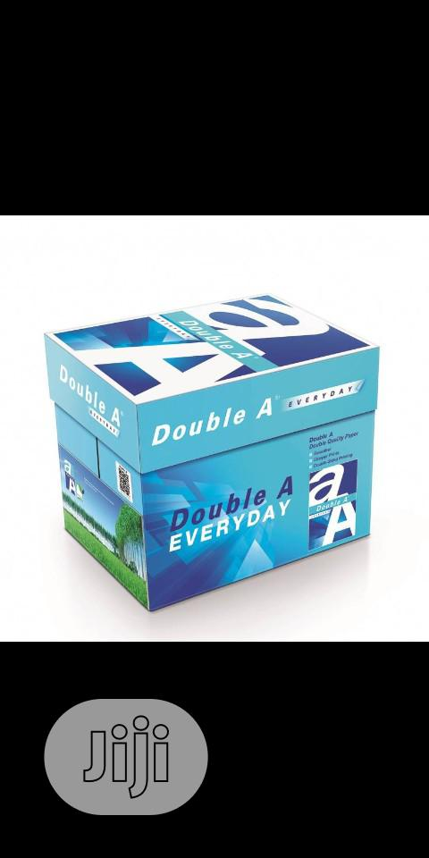 Double A4 Paper For Printing And Copy