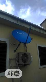 Dstv,Startimes,Strong Dish Antenna+Lnbf   Accessories & Supplies for Electronics for sale in Abuja (FCT) State, Kubwa