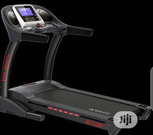 6hp Bodyfit Commercial Treadmill   Sports Equipment for sale in Lagos State, Surulere