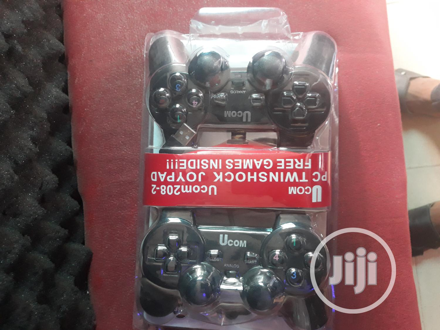 Double Game Pad Twinshock