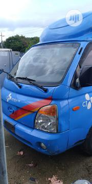 Hyundai Hid Panel Van Blue | Buses & Microbuses for sale in Lagos State, Ojo