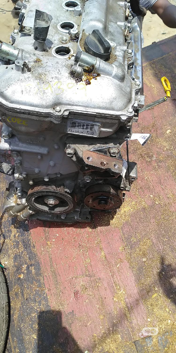 Toyota Corolla 2008 2zr 4cylinder 1.8 Engine Direct Japan   Vehicle Parts & Accessories for sale in Mushin, Lagos State, Nigeria