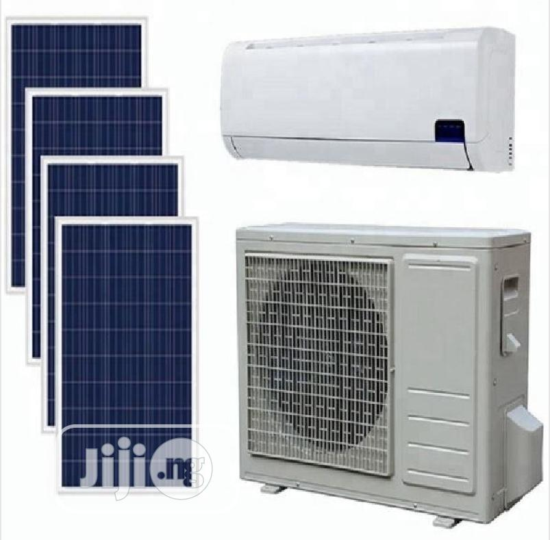 Archive: 1 Hp Solar Air Conditioner (Complete Set)