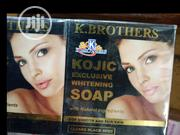 K. Brothers Kojic Exclusive Whitening Soap | Bath & Body for sale in Lagos State, Ojo