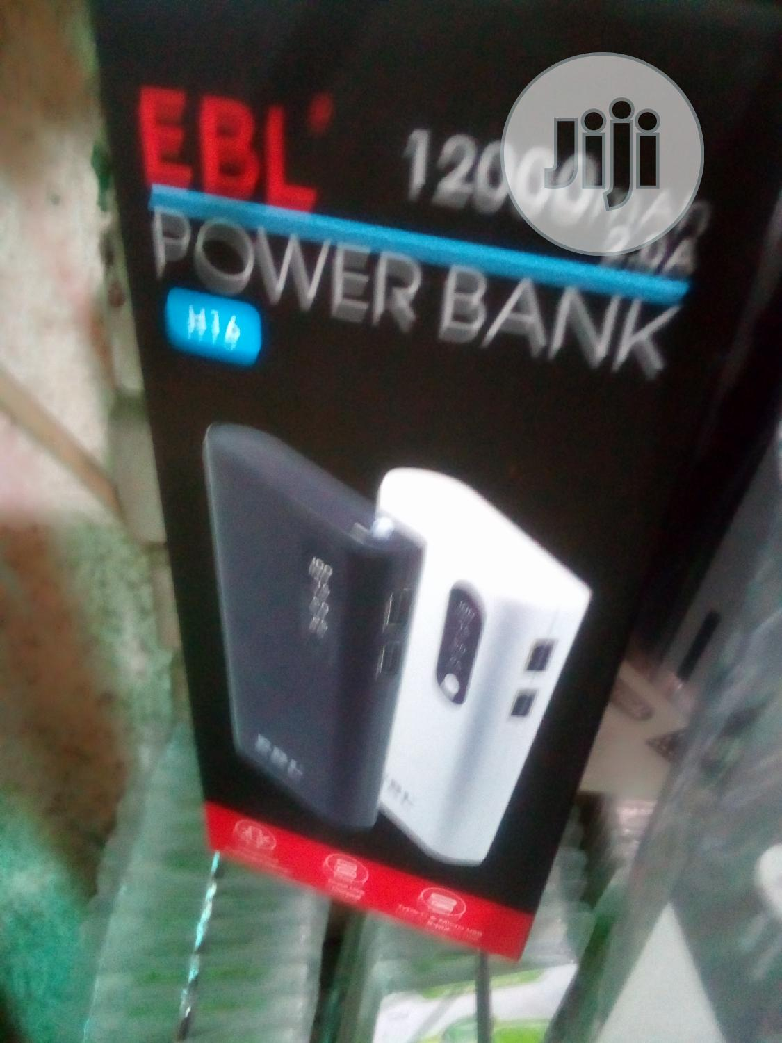 Strong Quality Power Bank. | Accessories for Mobile Phones & Tablets for sale in Ojo, Lagos State, Nigeria