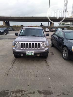 Jeep Patriot 2016 Sport 4x4 Gray | Cars for sale in Lagos State, Surulere