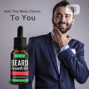 Mens Beard Growth Oil   Hair Beauty for sale in Oyo State, Egbeda