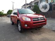 Toyota RAV4 2009 4x4 Red   Cars for sale in Lagos State, Agege