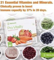 PRO Vitality | Vitamins & Supplements for sale in Lagos State, Gbagada
