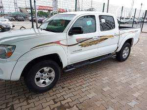 Toyota Tacoma 2012 White | Cars for sale in Lagos State, Ajah