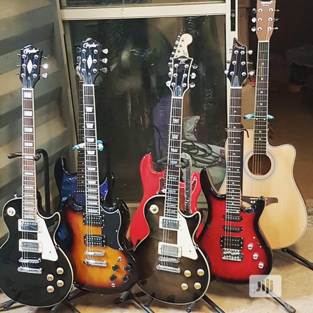 Bass And Lead Guitar | Musical Instruments & Gear for sale in Lekki, Lagos State, Nigeria