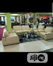 Imported Leather Sofa   Furniture for sale in Lagos State, Ikeja