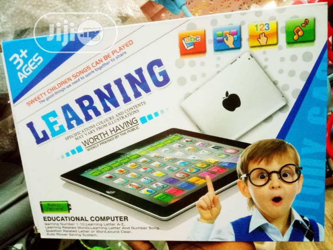 Kids Educational Pad (YPAD)