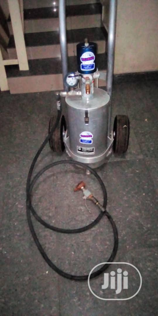 Climax Pnuematic High Pressure Grease Pump