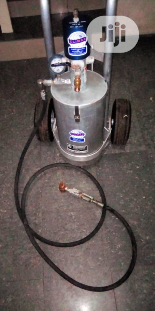 Climax Pnuematic High Pressure Grease Pump | Manufacturing Equipment for sale in Port-Harcourt, Rivers State, Nigeria