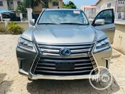 Lexus LX 570 2017 Base Silver | Cars for sale in Lagos State, Victoria Island