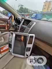 Lexus Rx330 Tesla Andriod Dvd Available | Vehicle Parts & Accessories for sale in Lagos State, Isolo