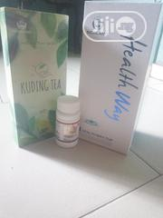 Permanent Cure For Heart Problems(Gi Vital,Kuding Tea N Alkaline Cup) | Vitamins & Supplements for sale in Lagos State, Lagos Island