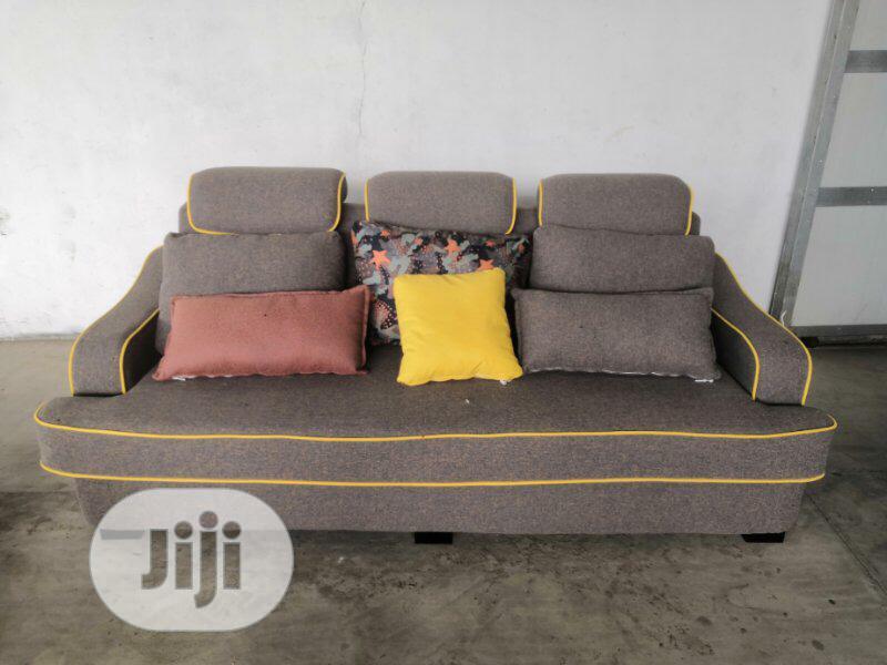 Imported Fabric Sofa