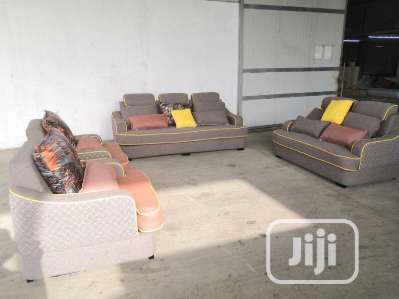Imported Fabric Sofa | Furniture for sale in Ikeja, Lagos State, Nigeria