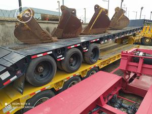 New 50/60tons Rear/Front Load Globe Lowbed Trailer 4sale | Trucks & Trailers for sale in Lagos State, Amuwo-Odofin