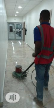 Professional Marbel Floor Polishing | Cleaning Services for sale in Lagos State, Magodo