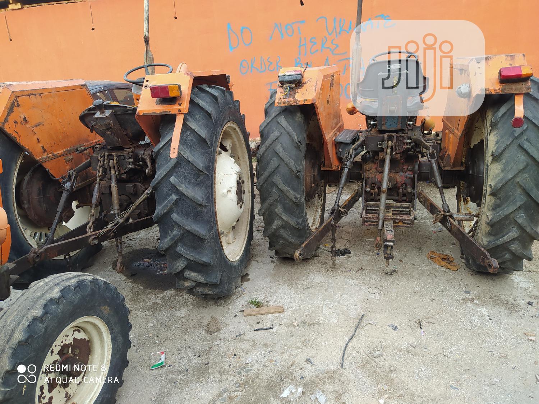 European Used New Arrival 5units Fiat 640 Farm Tractor Machine 4sale