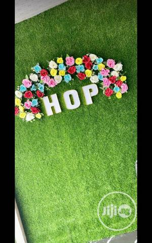 Grass Rugs For Walls Decoration | Garden for sale in Lagos State, Oshodi
