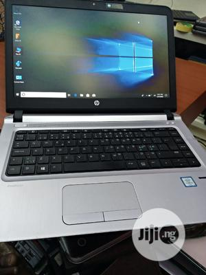 Laptop HP ProBook 440 8GB Intel Core I5 HDD 500GB   Laptops & Computers for sale in Lagos State, Oshodi