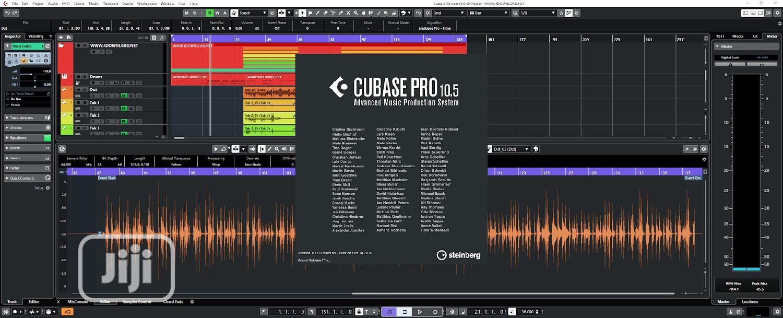 Cubase 10.5 Pro Complete