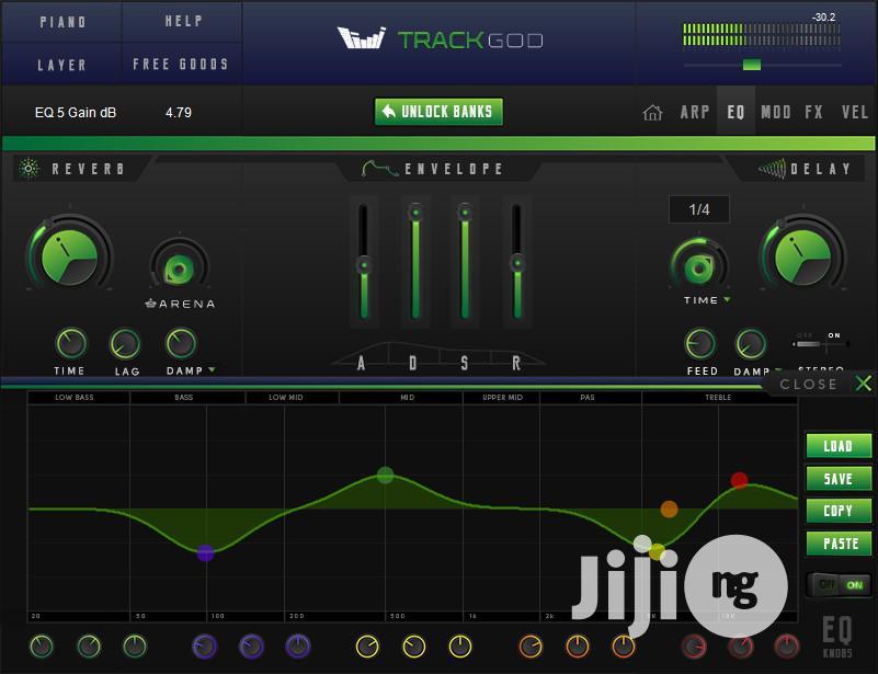 Trackgod 2 - Vst Plugin | Software for sale in Ifako-Ijaiye, Lagos State, Nigeria