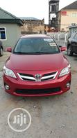 Toyota Corolla 2013 Red | Cars for sale in Isolo, Lagos State, Nigeria