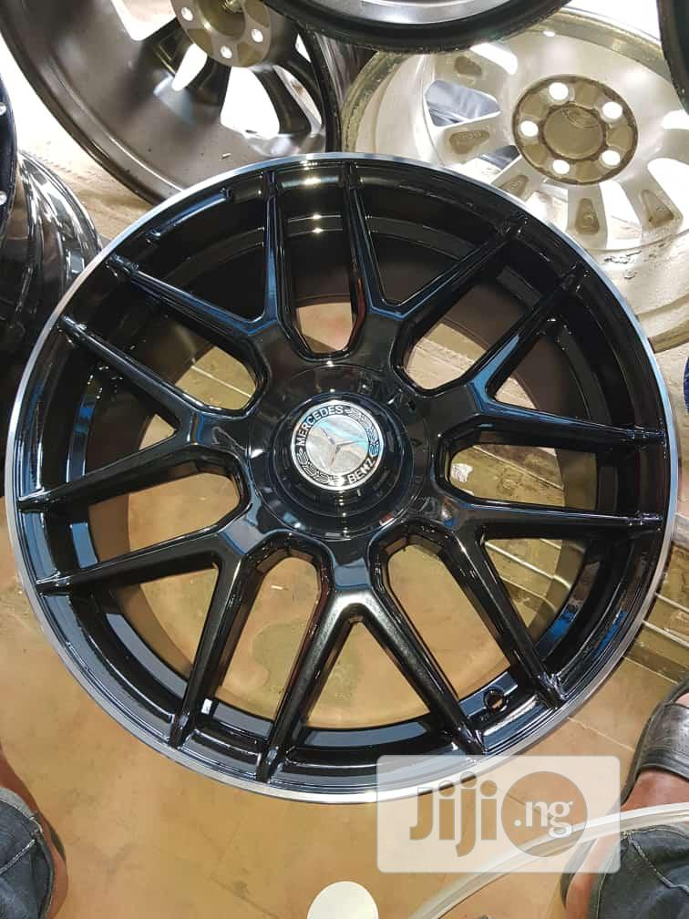 19 Rim for Mercedes Benz ML 350 | Vehicle Parts & Accessories for sale in Ojodu, Lagos State, Nigeria