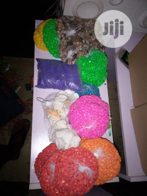 Coloured Stone Supply For Fish Bowl And Aquarium | Fish for sale in Lagos State, Ikeja