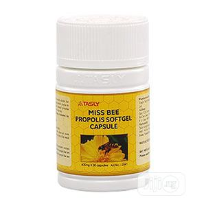 Tasly Miss Bee Propolis Softgel Capsule   Vitamins & Supplements for sale in Abuja (FCT) State, Wuse 2