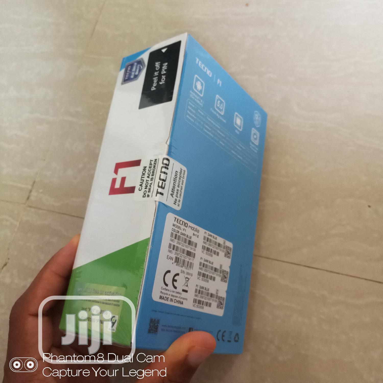 New Tecno F1 8 GB | Mobile Phones for sale in Ikeja, Lagos State, Nigeria