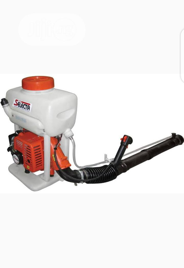 Motorized Chemical Sprayer