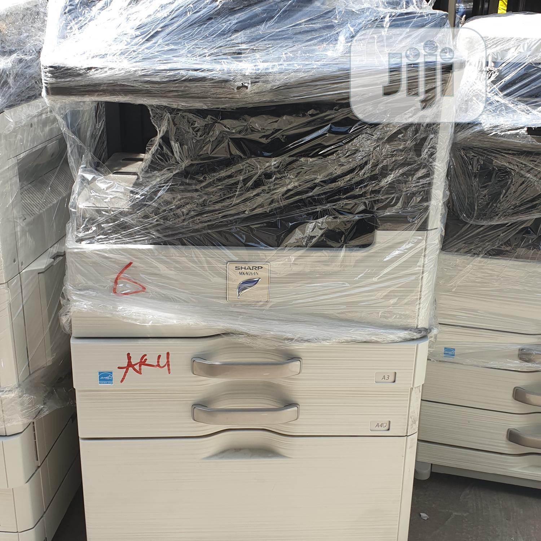 Sharp Mxm 264N(Black White Three in One Printer)