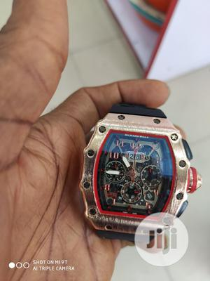 Richard Mille Gold Watch | Watches for sale in Rivers State, Obio-Akpor