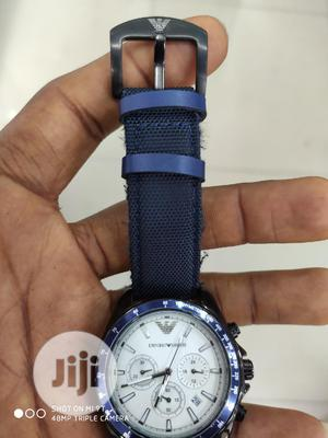 Emporio Armani Watch (Unisex)   Watches for sale in Rivers State, Obio-Akpor
