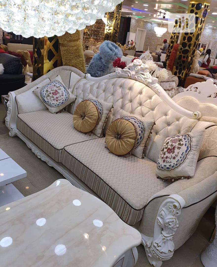 Imported Italian Fabric Sofa | Furniture for sale in Ikeja, Lagos State, Nigeria