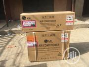 LG 1hp Inverter Split Unit Air Conditioner | Home Appliances for sale in Lagos State, Ikotun/Igando