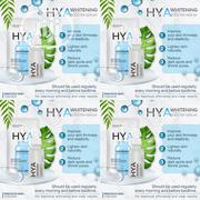 HYA Whitening Booster Face Serum -30ml | Skin Care for sale in Lagos State, Ikeja