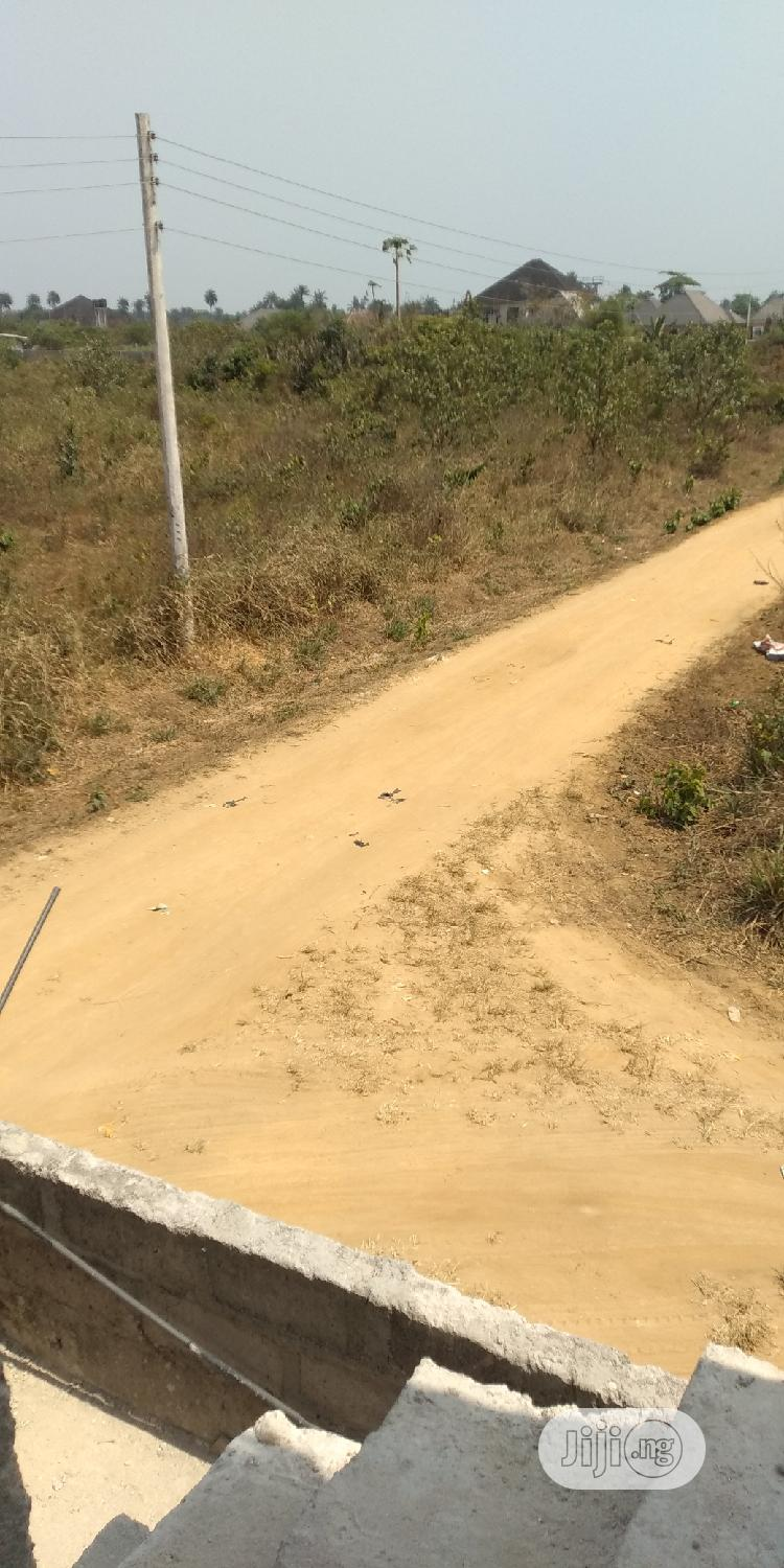 2plots of Land for Sale at Eneka Before Checking Point   Land & Plots For Sale for sale in Port-Harcourt, Rivers State, Nigeria