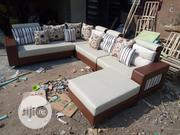 Beautifull L Shape Chair | Furniture for sale in Lagos State, Agege